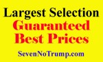 Seven No Trump Bridge Gifts and Novelties