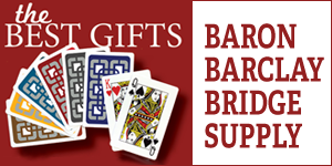 Baron Barclay Bridge Books and Supplies