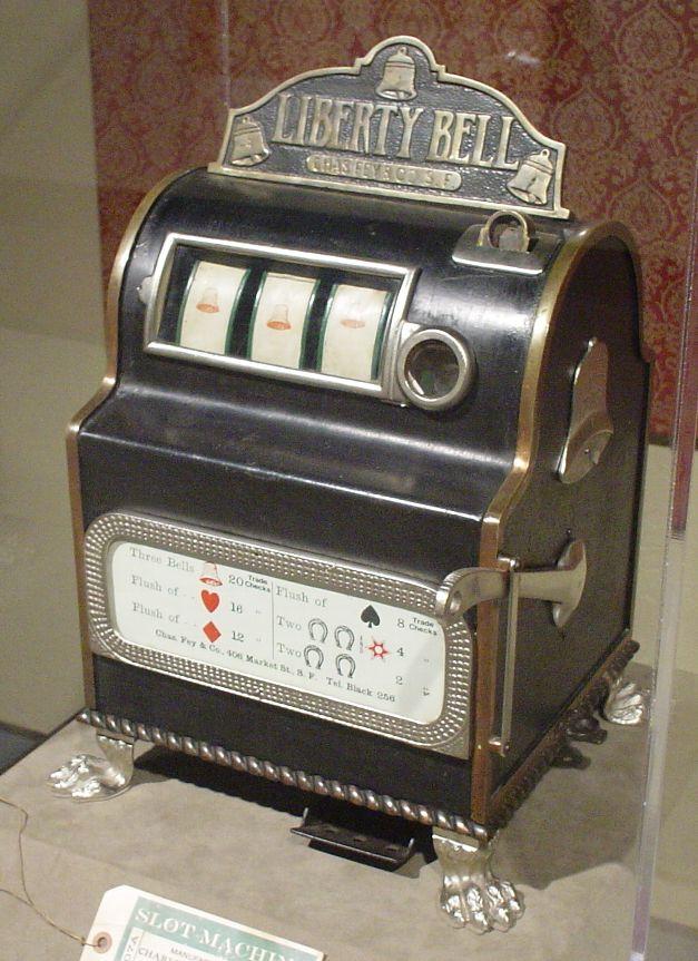 Charles fey slot machine