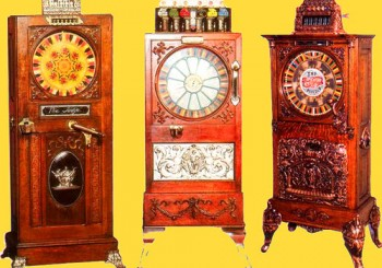History of slot machines