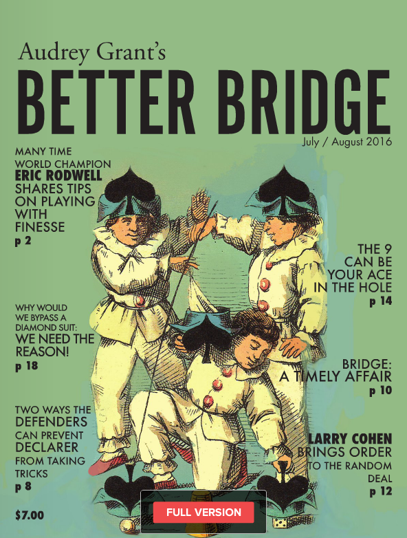 Audrey Grant's Better Bridge