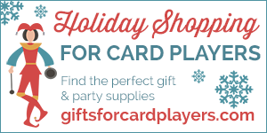 Holiday Shopping for Card Players