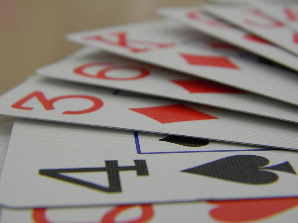 Gambling Research Paper