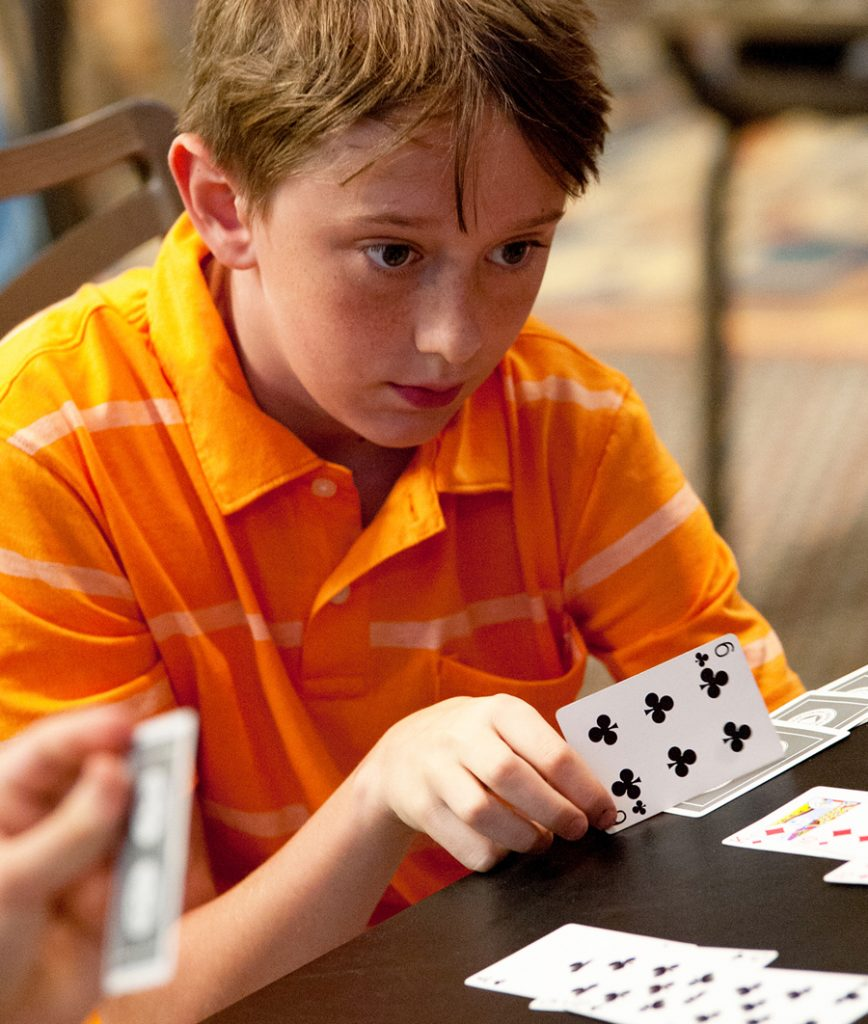 Card Prodigies: The Youngest in Cards