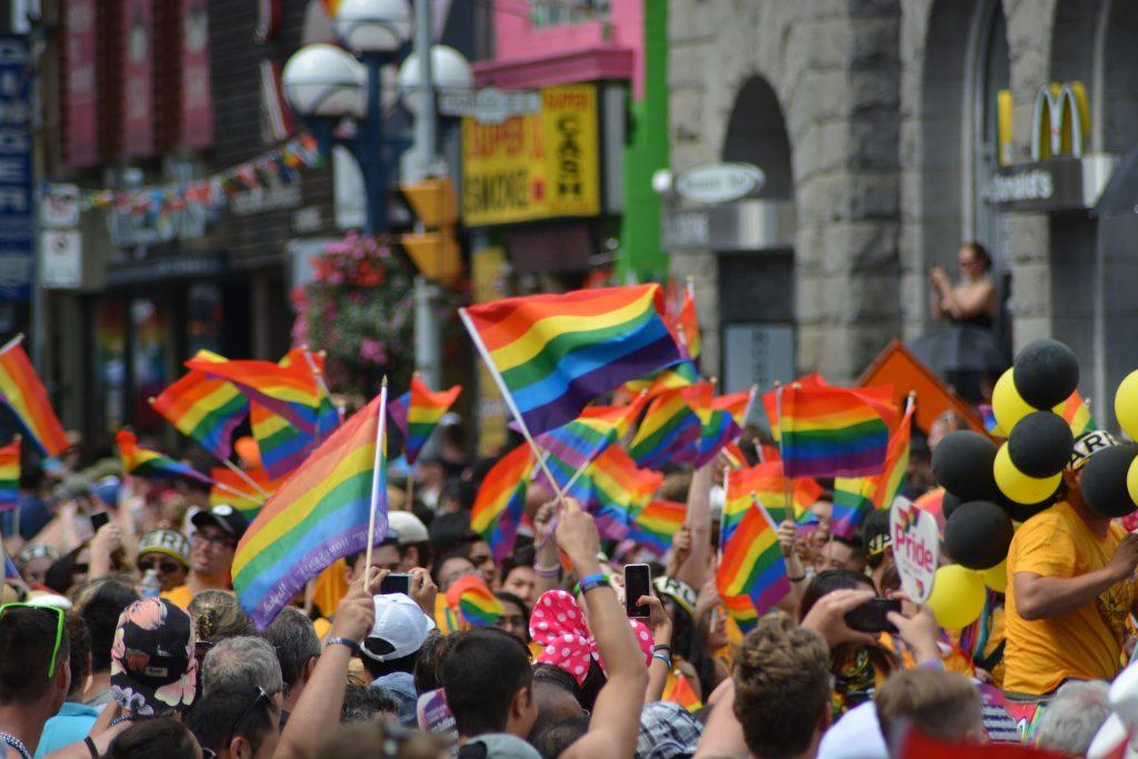 Everything LGBTQ Bridge – Happy Pride!