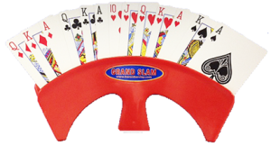 Grand Slam Card Holder from Baron Barclay - Gifts for Card Players