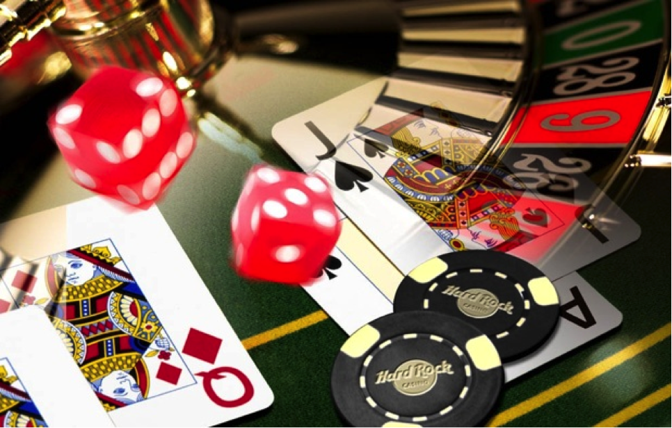 global online gambling market breakdown