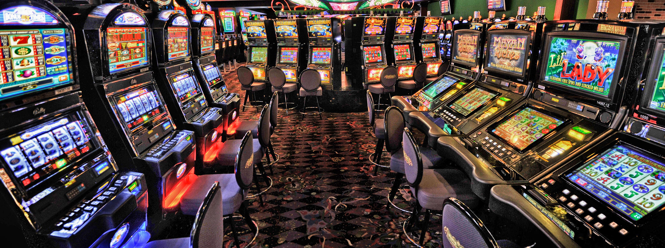 How to build your own slot machine