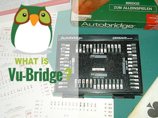 Vu-Bridge: Learning to Play a Killer Bridge Game
