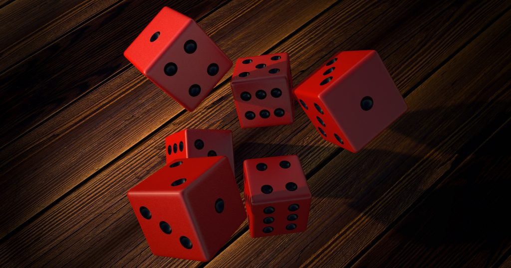 Three tips to make you the perfect craps player