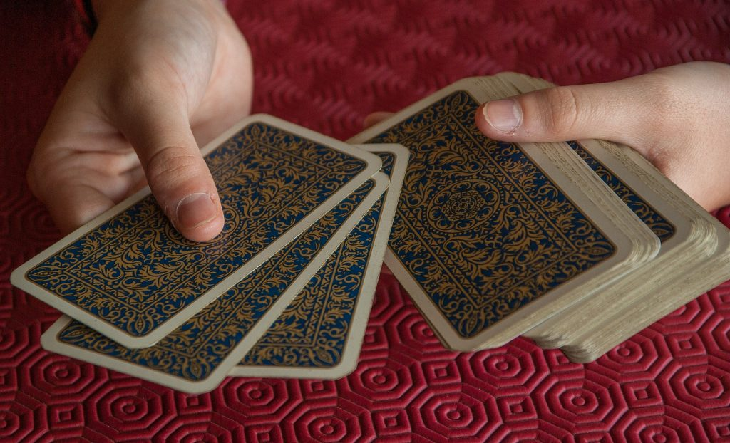 The Health Benefits of Playing Bridge and Other Card Games