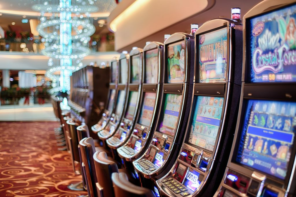 Professional Slots Players