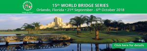 15th World Bridge Series