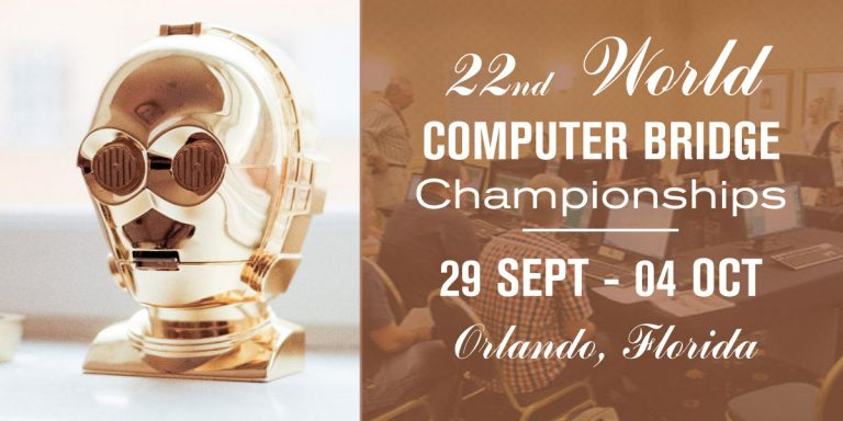 22nd World Computer Bridge Championships 2018 Orlando Florida