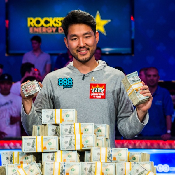 World Series of Poker Winners