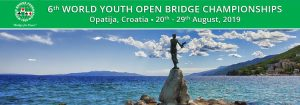 2019 World Youth Open Bridge Championships