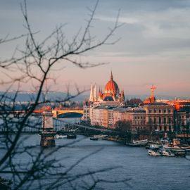 LoveBridge in Budapest - Great Bridge Links