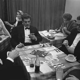 Celebrities at the Bridge Table - Great Bridge Links