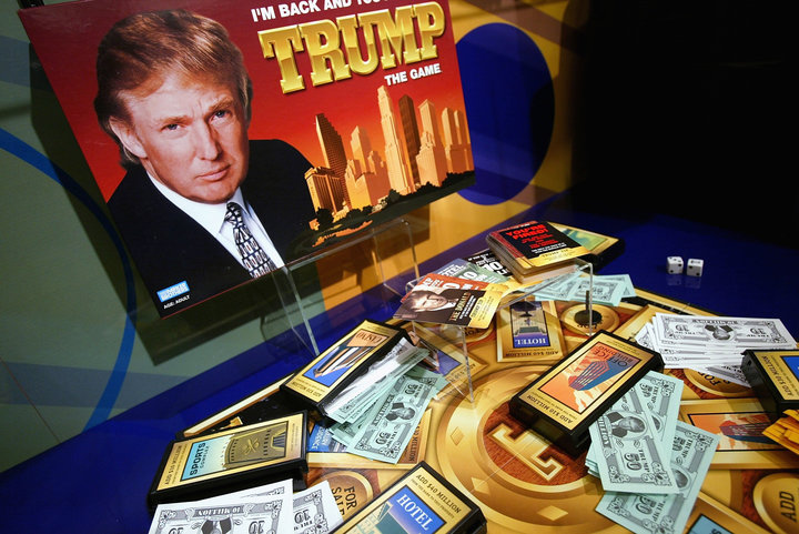 All Trumps! A Collection of Donald Trump Themed Games