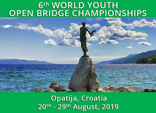 6th World Youth Bridge Championships