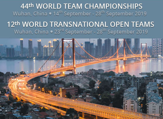 2019 World Team Championships