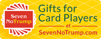 Seven No Trump Bridge Canasta Euchre Card Supplies and Gifts