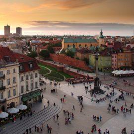 Warsaw Poland World Bridge - Great Bridge Links