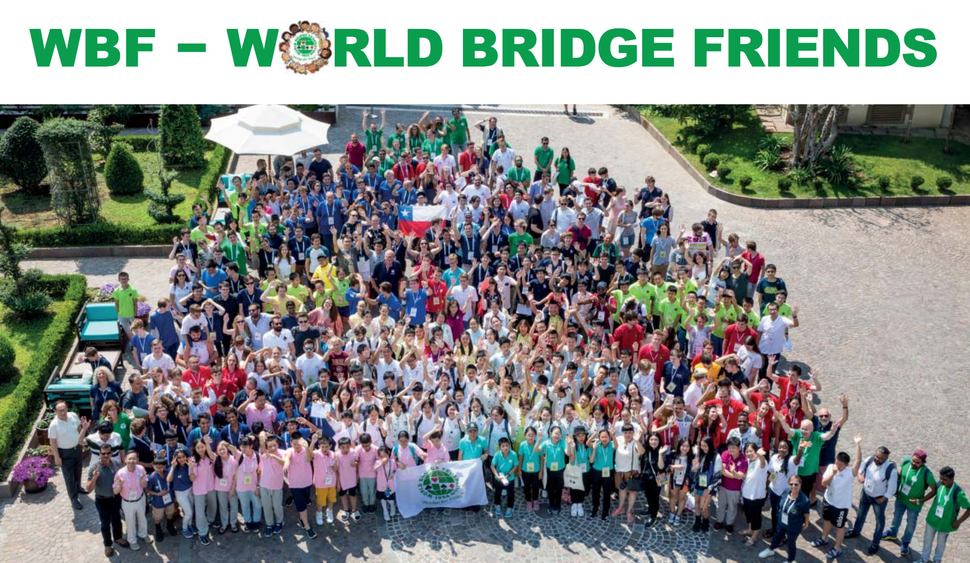 2019 Youth World Championships 2019 - Great Bridge Links