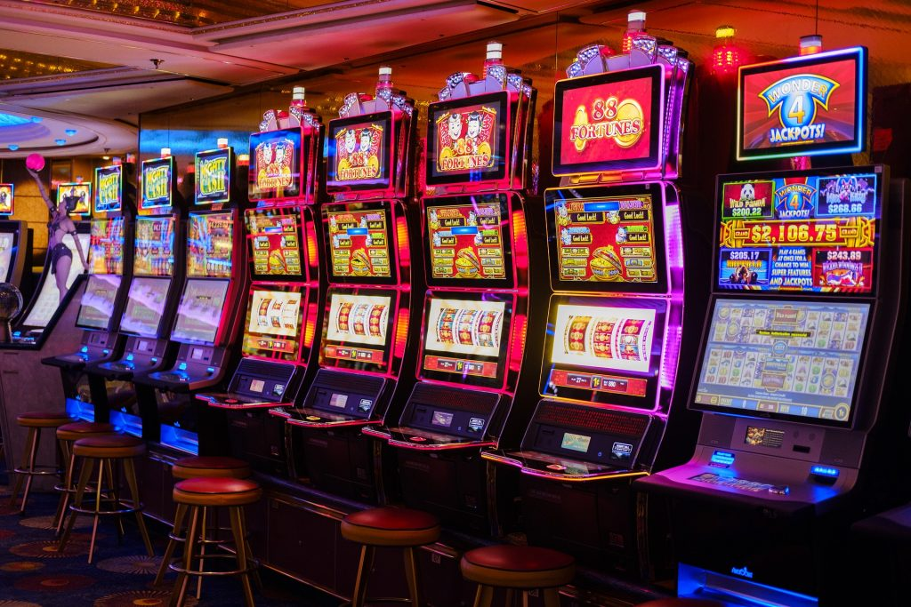 Las vegas casinos with the highest slot payouts