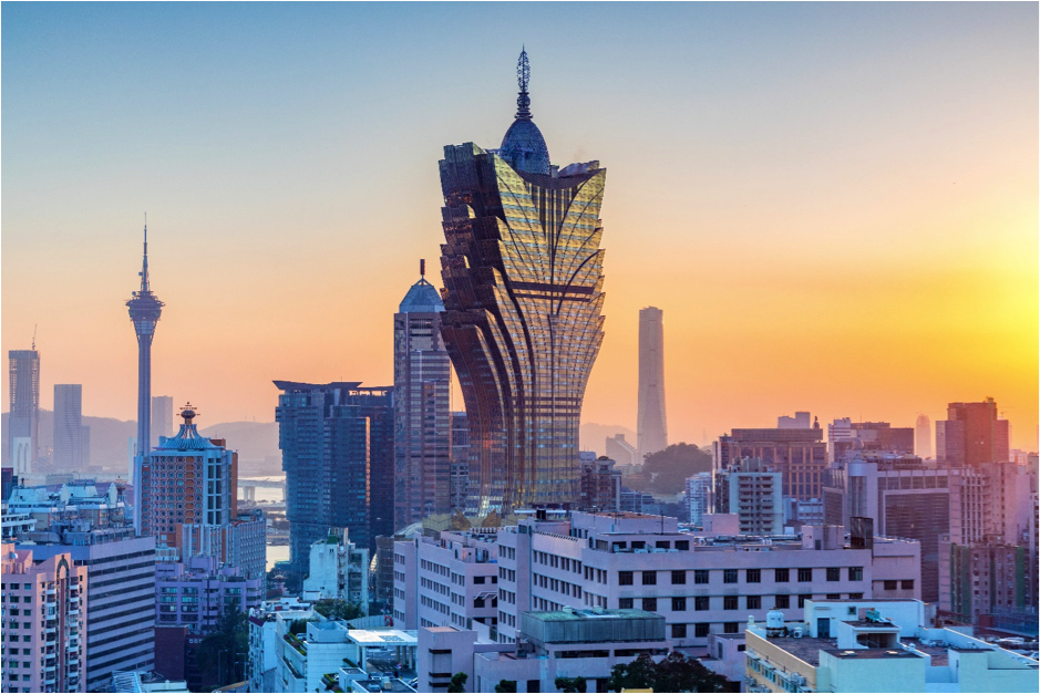 The best casinos in Macau