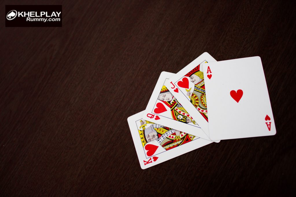 Different Ways to Combine Cards to Make Sequences in Rummy