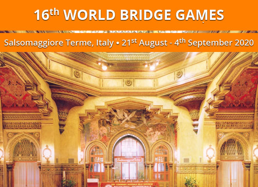 2020 World Bridge Games