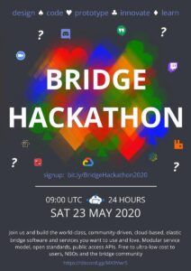 Bridge Hackathon May 23 2020