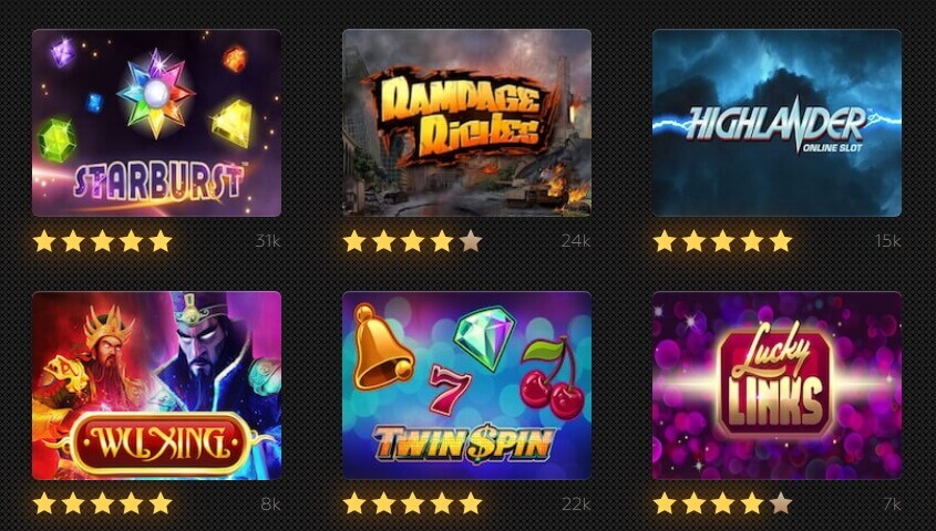 How to choose free casino slots?