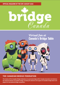 Bridge Canada August 2020