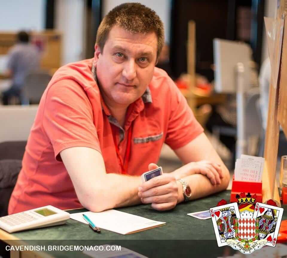 Q&A with Diyan Danailov – Bridge Champion of Note