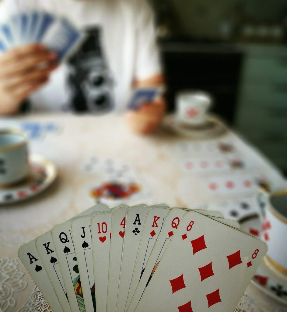 A Bridge Oddity: Odds in the Game of Bridge