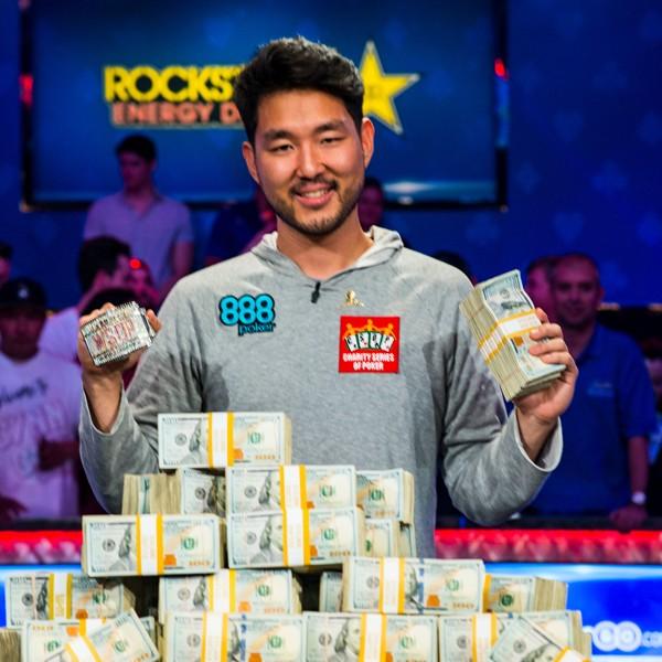World Series of Poker Winners
