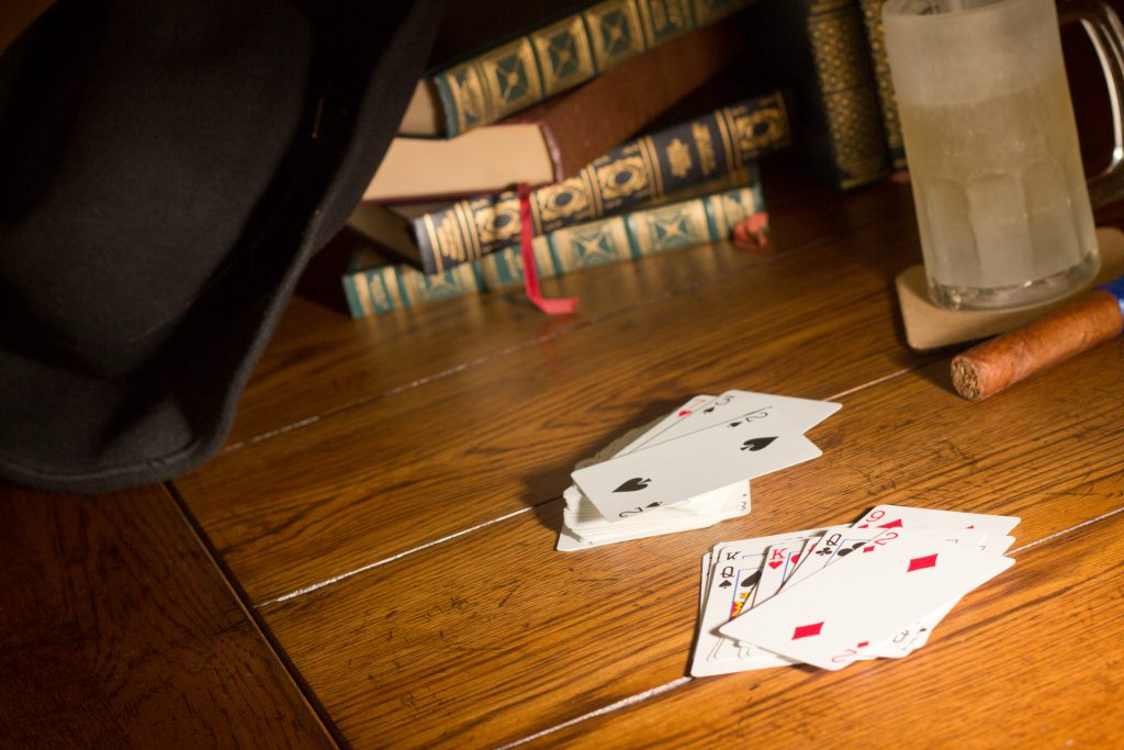 English Words and Expressions That Originated in Poker