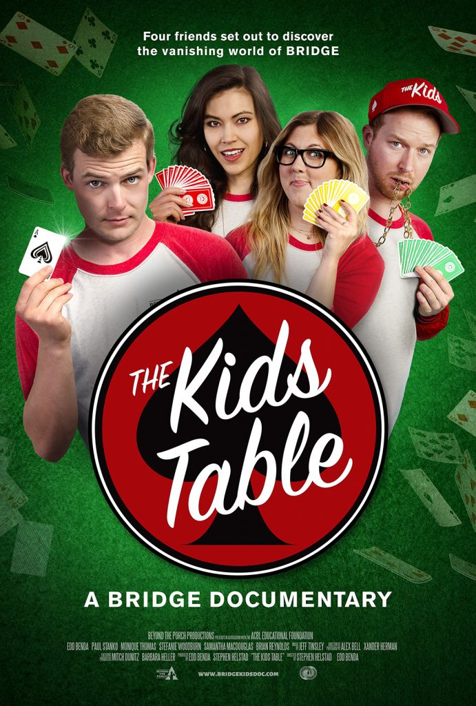 The Kids Table: The Next Big Bridge Documentary