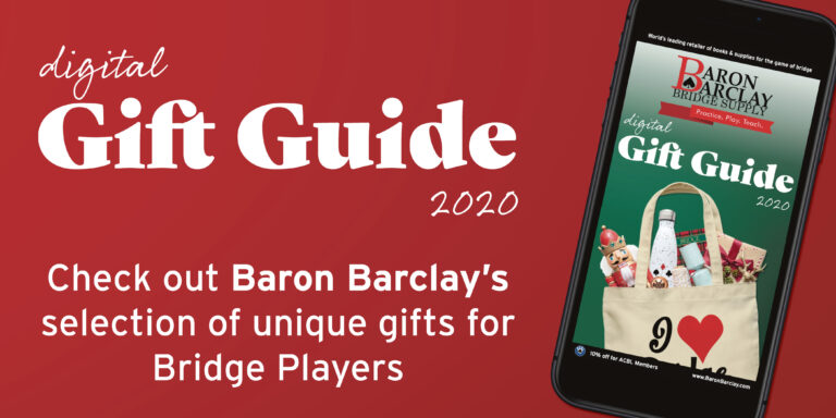 Baron Barclay Gift Guide