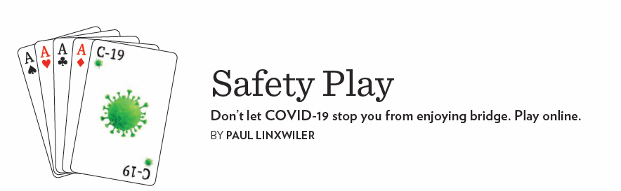 Paul Linxwiler ACBL - Play Bridge Online