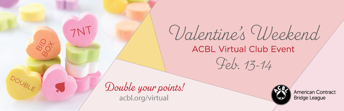 ACBL Virtual Club Event