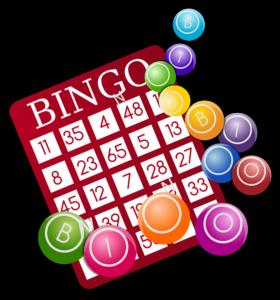 kartu bingo - Tautan Jembatan Hebat