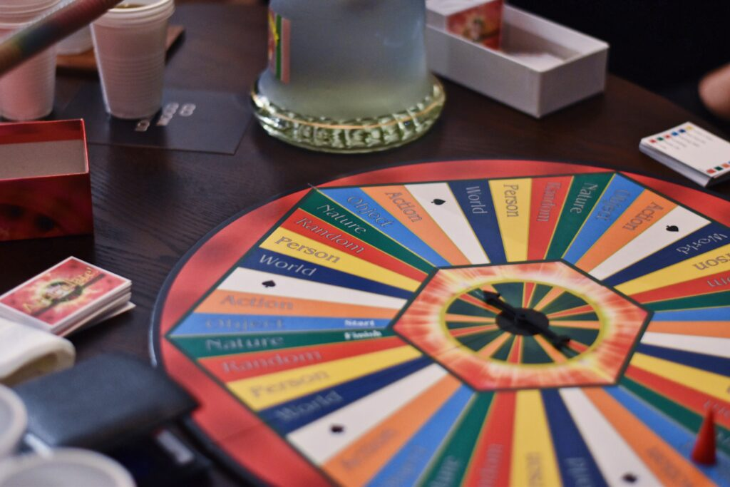 Game menyenangkan untuk dimainkan dengan teman-teman Anda