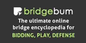 Bridge Bum Bidding Conventions
