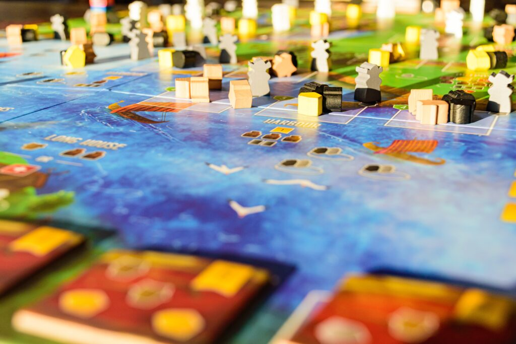 Guide to Become a Consistently Good Board Game Player