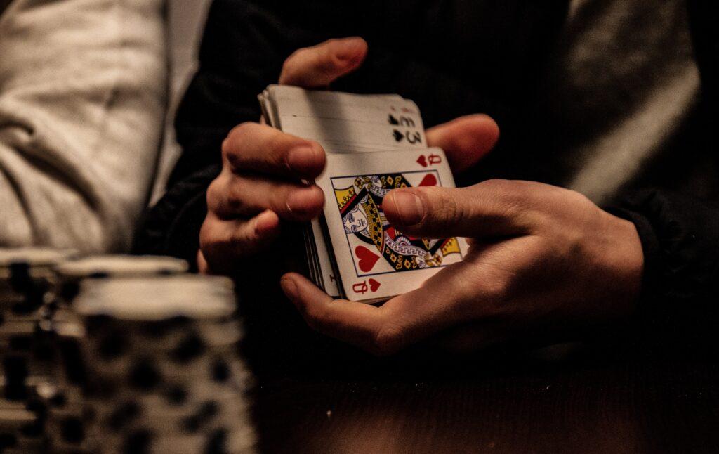 Similarities between different casino poker games