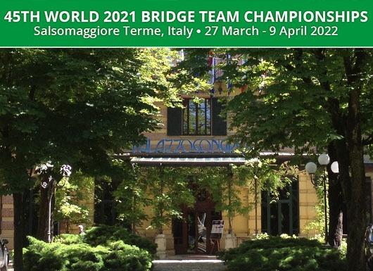 World 2021 Bridge Team Championships